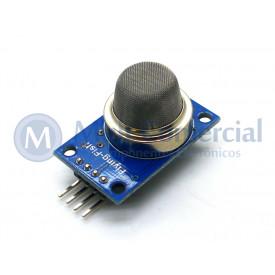Sensor de Monóxido de Carbono e Gases Inflamáveis - MQ-9 Compatível com Arduino - GC-39
