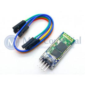 Módulo Bluetooth Com Jumper Compatível com Arduino - GC-24