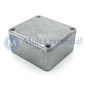 Caixa de Alumínio Original Hammond 1550Q