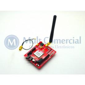 Shield GSM SIM900 Compatível com Arduino