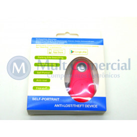 Rastreador Bluetooth Inteligente - Rosa