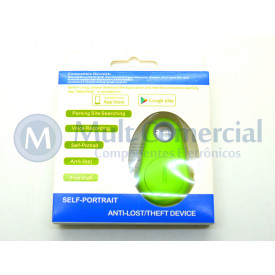 Rastreador Bluetooth Inteligente - Verde