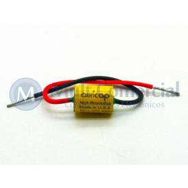 Capacitor de Polipropileno Metalizado 220KPF/400V Axial - Auricap