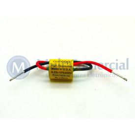 Capacitor de Polipropileno Metalizado 330KPF/400V Axial - Auricap