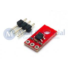 Módulo sensor de linha analógico QRE1113 - GC-63