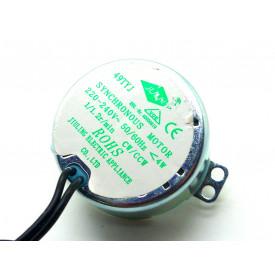 Motor AC 220-240V 1/1.2 RPM com Redução Cód. Motor 63