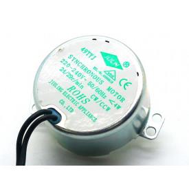Motor AC 220-240V 24/29 RPM com Redução Cód. Motor 66.B