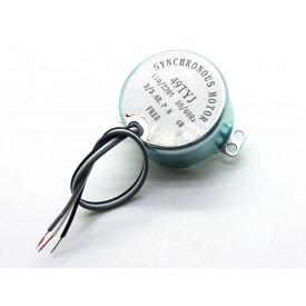 Motor AC 110-220V 3/3.6 RPM com Redução Cód. Motor 82