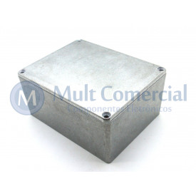 Caixa de Alumínio Original Hammond 1590C