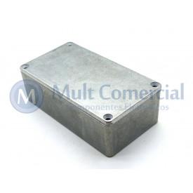 Caixa de Alumínio Original Hammond 1590N1