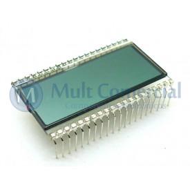 Display LCD 3.5 Dígito (3 e 1/2 Dígito) D010 17h-17C