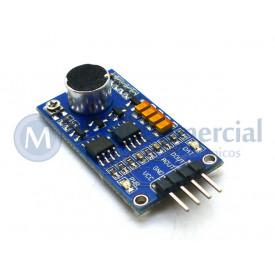 Sensor de Voz e Som Compatível com Arduino - GC-27
