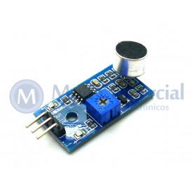 Mini Sensor de Áudio - GC-29