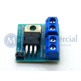 Módulo Power PWM TIP122 - P19 - GC-91