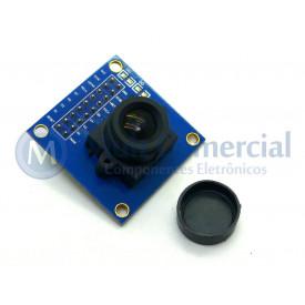 Módulo de Câmera OV7670/300KP Compatível com Arduino - GC-77