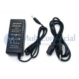 Fonte de Alimentação Bivolt 12V 5A Plug P4 - D1205