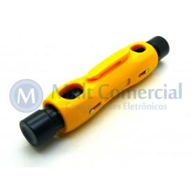 Alicate Decapador Multicoaxial HT-323
