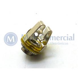 Jack Estéreo NA 3.5mm - JL12003 - Jiali