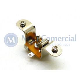 Jack J4 Metálico 2.1mm - WTN-13-1148A