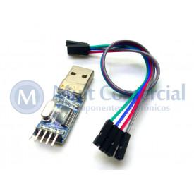 Adaptador TTL/USB Serial TTL Compatível com Arduino