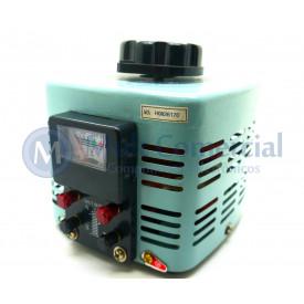 Variador de Voltagem Monofásico (Variac) TDGC2-0.5KVA  2A