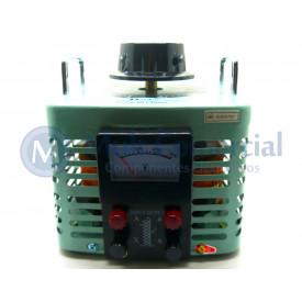 Variador de Voltagem Monofásico (Variac) TDGC2-1KVA  4A