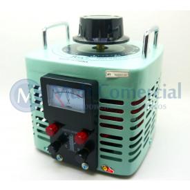 Variador de Voltagem Monofásico (Variac) TDGC2-2KVA  8A