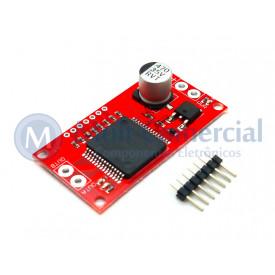 Shield Motor VNH2SP30 Compatível com Arduino