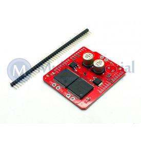 Shield Motor Duplo VNH2SP30 Compatível com Arduino