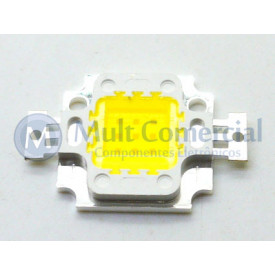 Led Branco 10W 12V 800-900MCD