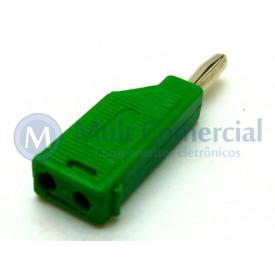 Pino Banana Verde 4mm - PB082 - Fusi-Brás