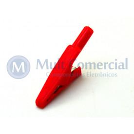 Garra Jacaré Vermelho GJ0705 - Fusi-Brás