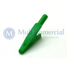 Garra Jacaré Verde GJ0705 - Fusi-Brás