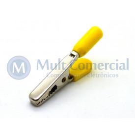 Garra Jacaré Amarelo GJ0710 - Fusi-Brás