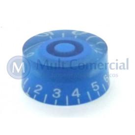 Knob númerado (0-10) Azul - C-2005