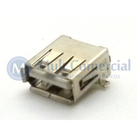 Conector USB A Macho - DS1095-02