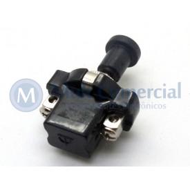 Interruptor Push Pull 10A 12V ASW-05 - Jietong