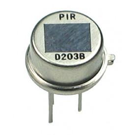 Sensor de Movimento - Pyroelectric Infra Red Sensor - PIR DB203B Compatível com Arduino - GC-57