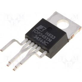 Circuito Integrado Conversor TOP245YN TO-220-7C Power Integrations - Cód. Loja 1713