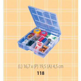 Organizador Adaptável  REF. 118 - São Bernado