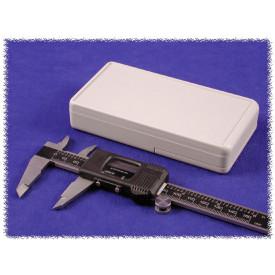Caixa Plástica em ABS RH3005 com compartimento para bateria e borracha de vedação IP65  Original Hammond