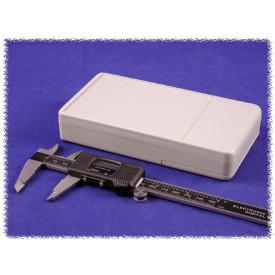 Caixa Plástica em ABS RH3045  com compartimento para bateria e borracha de vedação IP65 Original Hammond