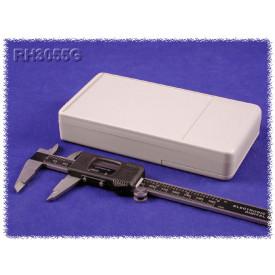 Caixa Plástica em ABS RH3055 com compartimento para bateria Original Hammond