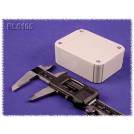 Caixa Plástica em ABS RL6105 Original Hammond