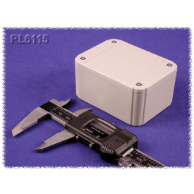 Caixa Plástica em ABS RL6115 Original Hammond