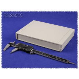 Caixa Plástica em ABS RM2055S Original Hammond