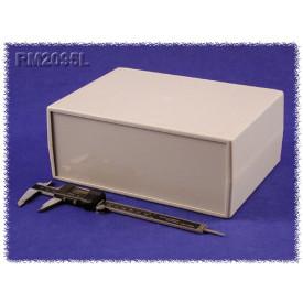 Caixa Plástica em ABS RM2095L Original Hammond