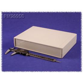 Caixa Plástica em ABS RM2095S Original Hammond