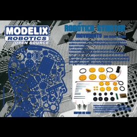 Starter Movimento - Com Motor de Giro 304 - Modelix