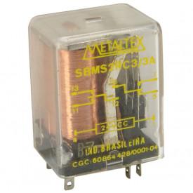 Rele miniatura de potência SBMS4RC4/3A-CIC 48V